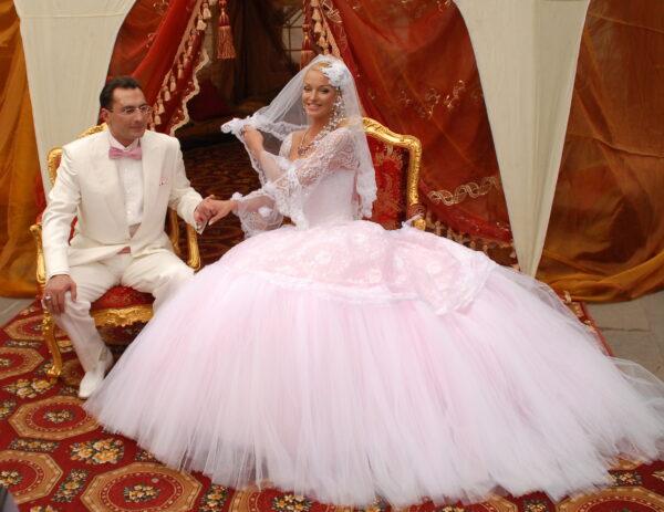 Весілля Волочкової і Вдовіна