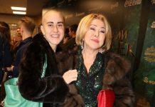 Любовь Успенская с дочерью Татьяной Плаксиной