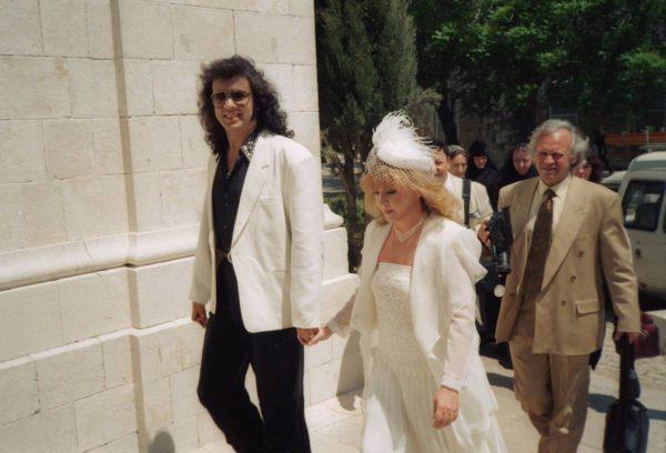 Свадьба Киркорова и Пугачевой