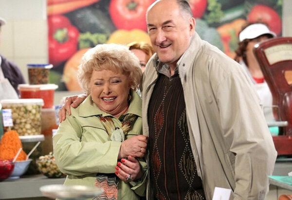 Анна Фроловцева і Борис Клюєв в «Вороніних»