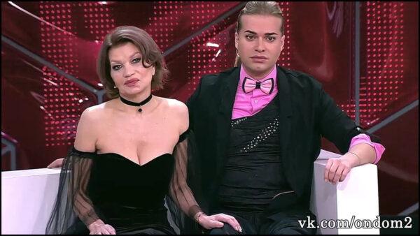 Гоген Солнцев і Катерина Терешкович