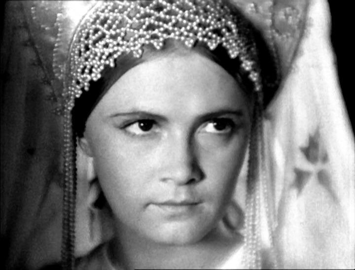 Валентина Сорогожская в образе Василисы