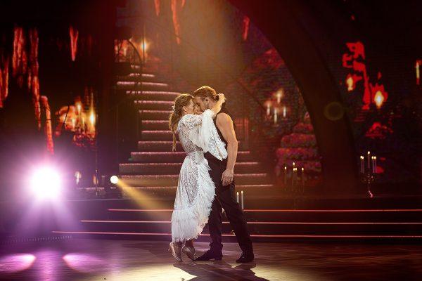 Танго в исполнении Шоптенко и Винника