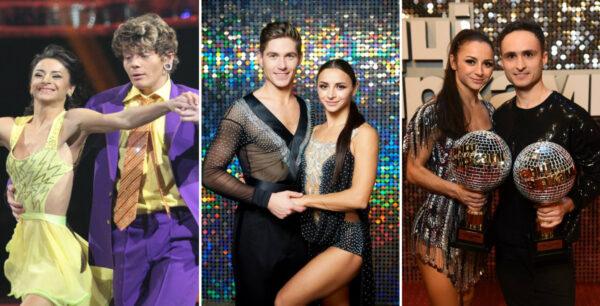 Прошлые сезоны «Танцев со звездами» с участием Илоны Гвоздевой