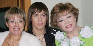 Едіта П'єха, Стас і його мама