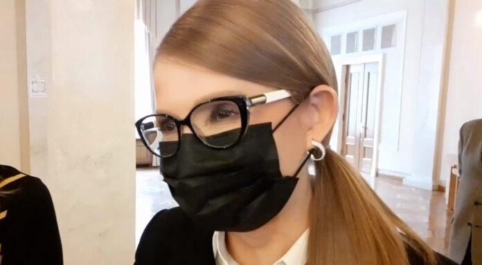 Юлия Тимошенко все еще борется с болезнью