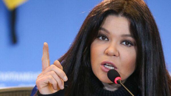 Руслана пішла в політику з 2013 року