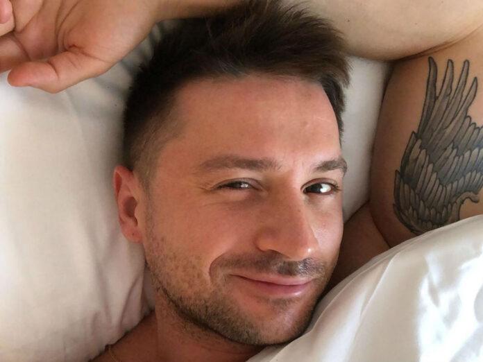 Сергей Лазарев показал любовника