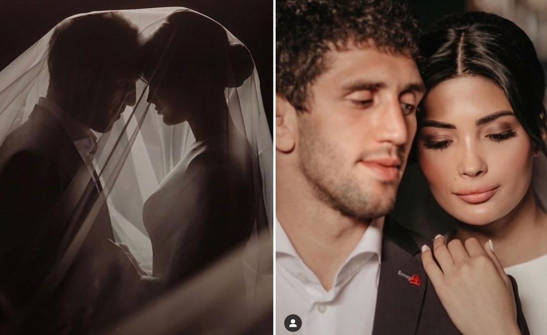 Весілля Заурбека і Мадіна