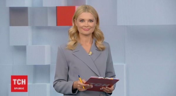 Лидия в эфире ТСН