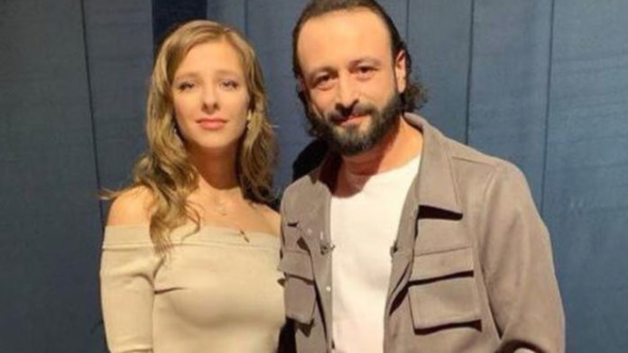 Єлизавета Арзамасова і Ілля Авербух