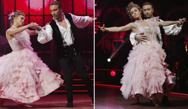 Венский вальс на «Танцах со звездами»