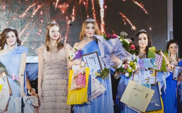 Анастасія Соломаха виграла конкурс краси в Харкові