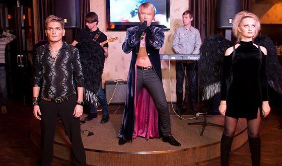 """Презентація першого сольного альбому """"Ангел"""" у 2011 році"""