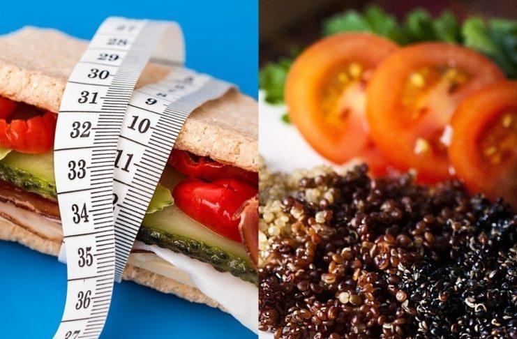 Диета по методу тарелки - сбалансированное питание