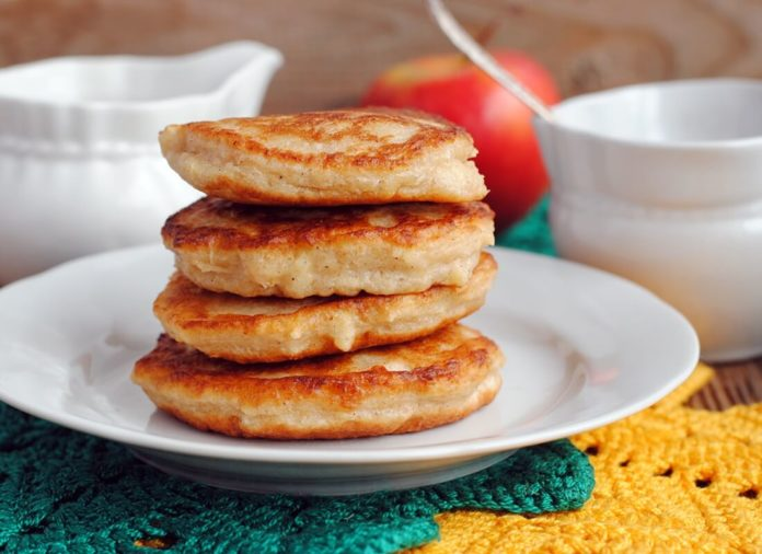 Вівсяні оладки на сніданок за 15 хвилин