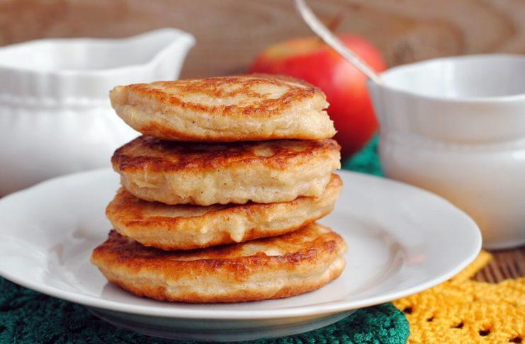 Овсяные оладьи на завтрак за 15 минут