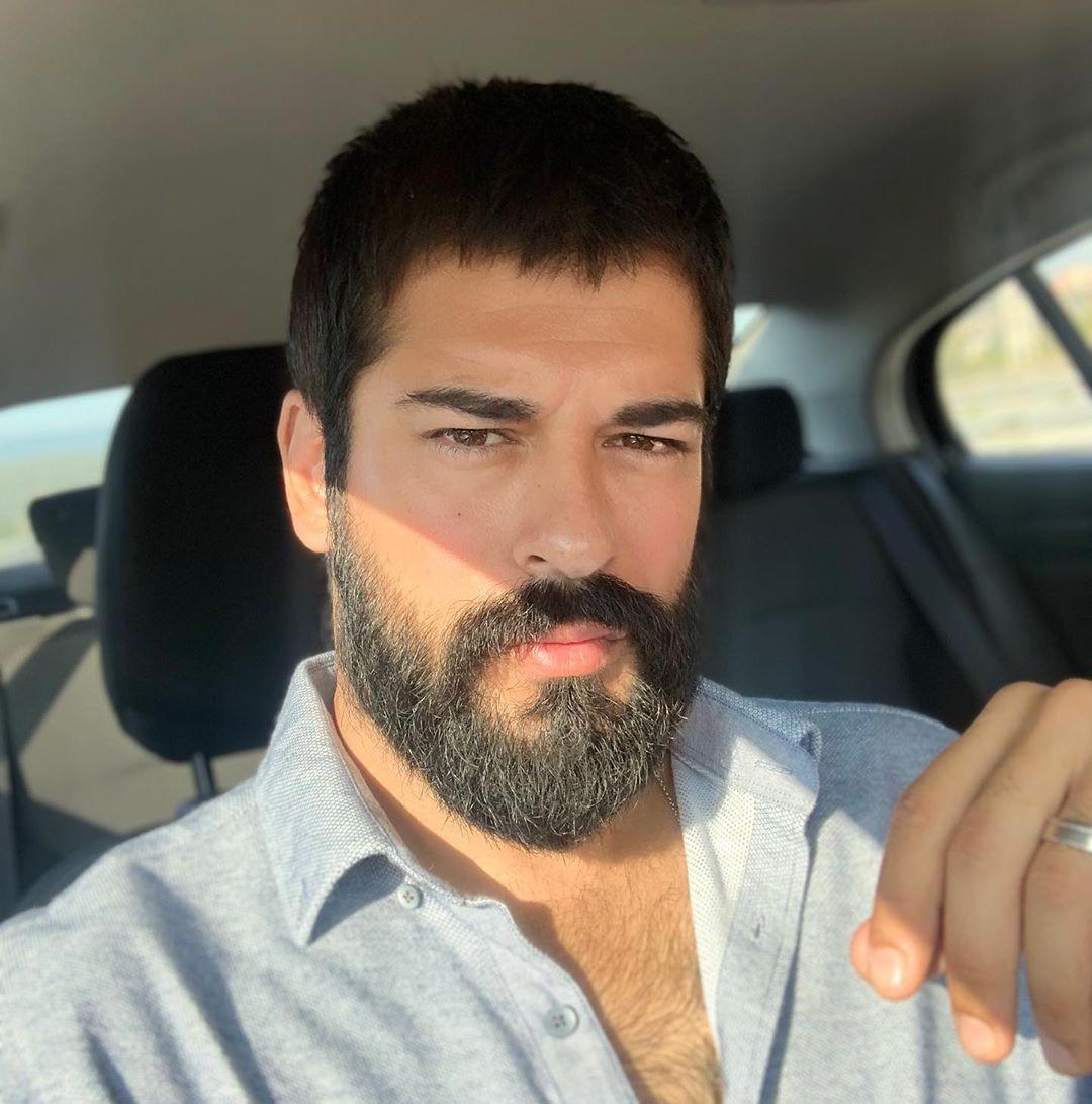 Новая борода Бурака Озчивита