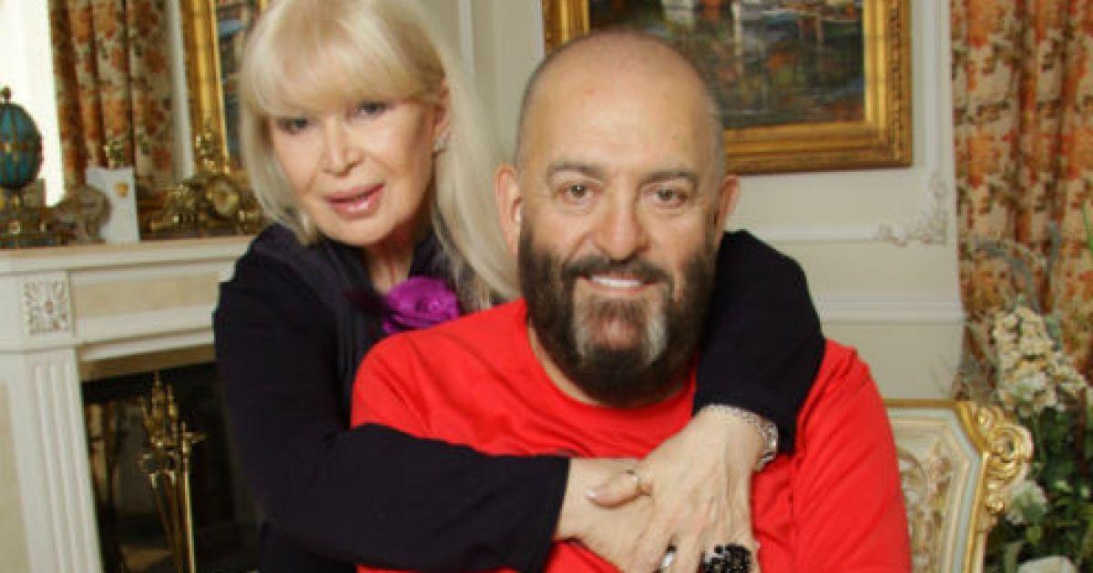 Михайло Шуфутинський з дружиною Маргаритою прожив 44 роки