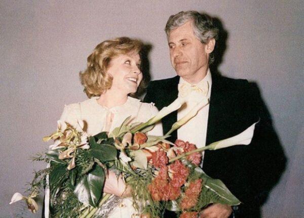 Ангелина и ее второй муж Индржих Гец
