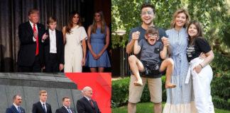 Діти президентів