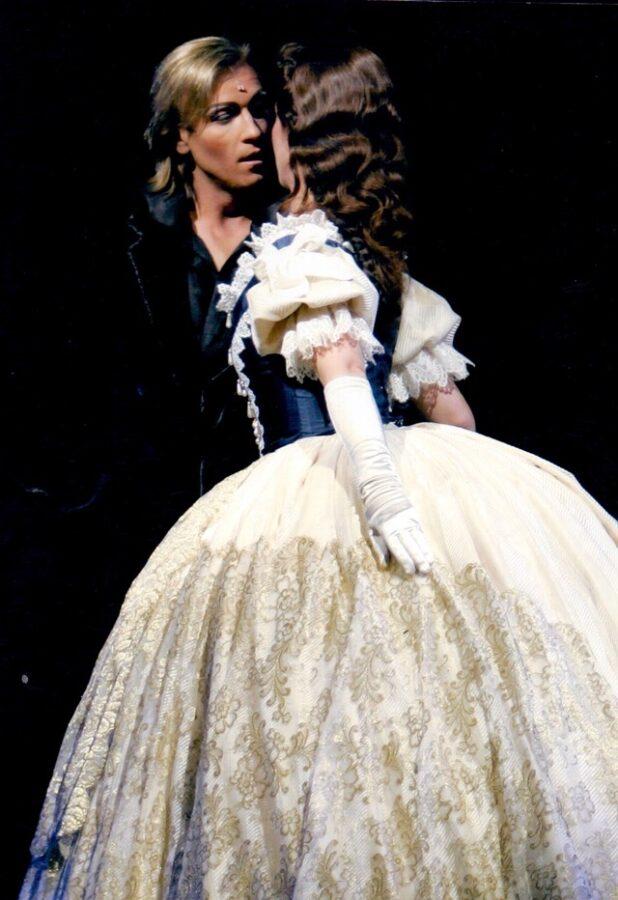"""Знімок з мюзиклу """"Елізабет"""" (2006)"""