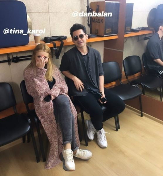Тина и Дан вместе не только на работе