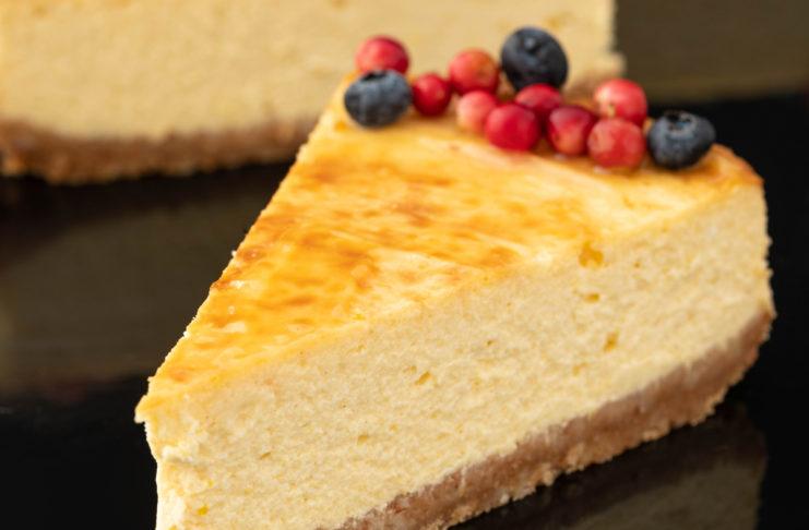 Нереально вкусный творожно-тыквенный чизкейк