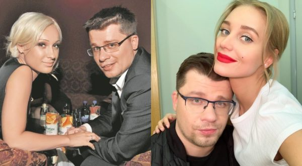 Гарик Харламов с Юлией Лещенко и Кристиной Асмус