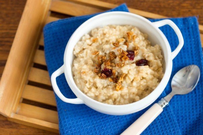 Вівсянка на сніданок може завдати шкоди здоров'ю