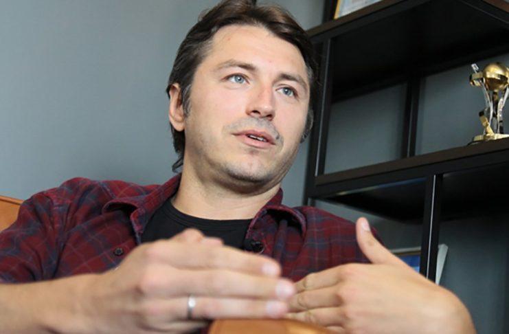 Притула заявил, что, если попадет в политику, перенесет столицу Украины в другой город