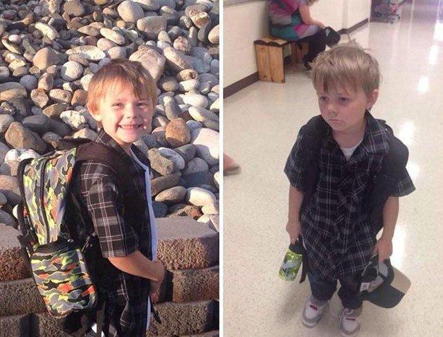 До і після школи