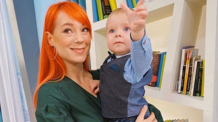 Тарабарова чекає дитину, вже на 9 місяці