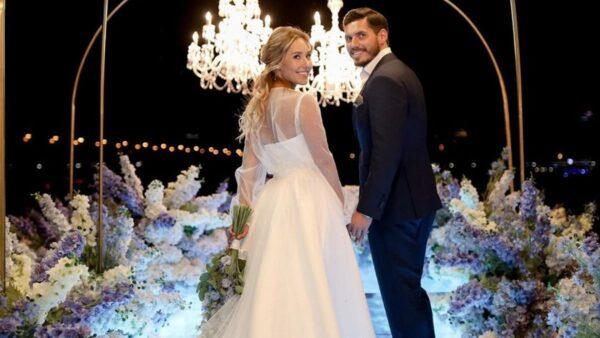 Даша Квіткова та Микита добрінін сігралі весілля
