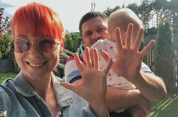 Светлана Тарабарова родила девочку