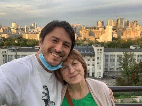 Мама Сергея Притулы