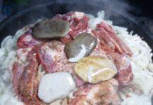 Блюдо Чингісхана