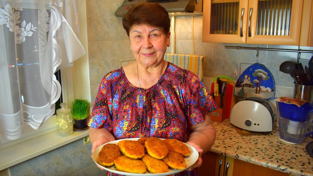 (Видео) Готовим картофельные зразы по маминому рецепту. Бюджетно, вкусно и аппетитно!