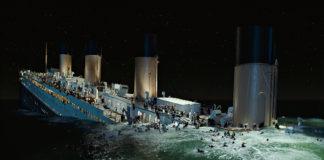 """Які причини аварії  """"Титаніка """"?"""