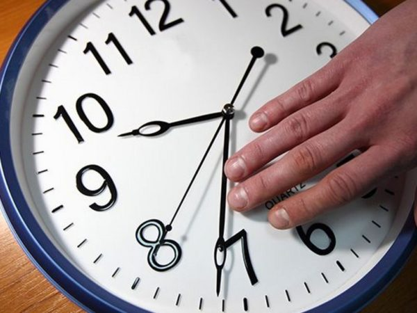 Перевод часов осенью 2020