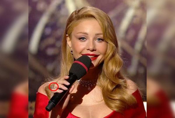 Тина Кароль вышла на паркет «Танцев со звездами» с кольцом на безымянном пальце