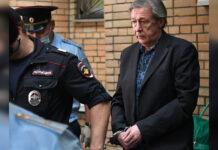Заарештований Михайло Єфремов