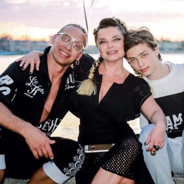 Тарзан, Королева и их сын Архип