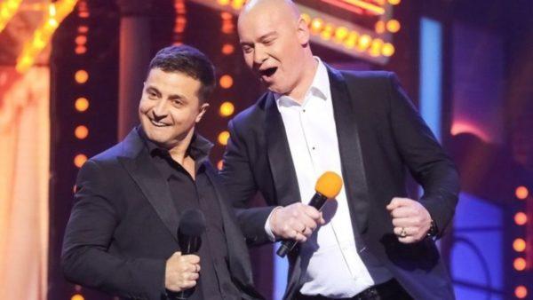 Євген Кошовий і Володимир Зеленський багато років виступали на одній сцені