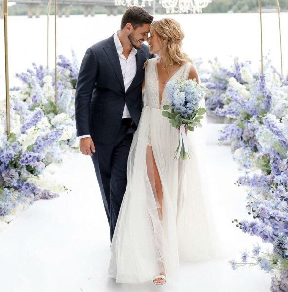 Свадьба Добрынина и Квитковой