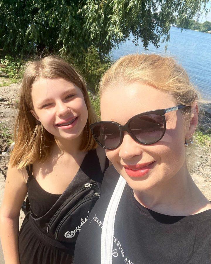 Лідія і Василина