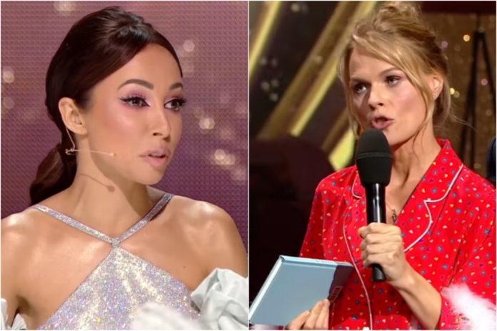 Ольга Фреймут і Катерина Кухар знову влаштували сцену на Танцях