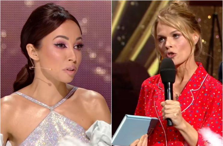 Ольга Фреймут и Екатерина Кухар снова устроили сцену на Танцах