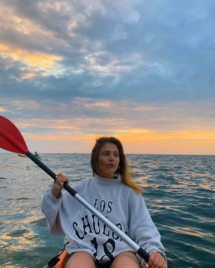 Маша в Одесі
