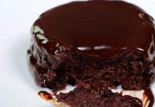 Шоколадний десерт